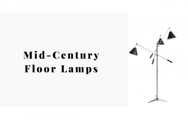 5 Mid-Century Floor Lamps You'll Need To Complete Your Project