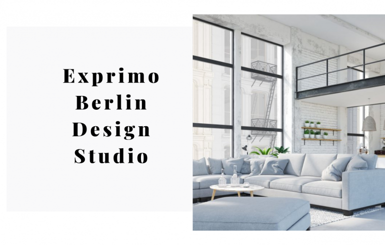 Exprimo Berlin Is The Design Studio You Should Be Eyeing