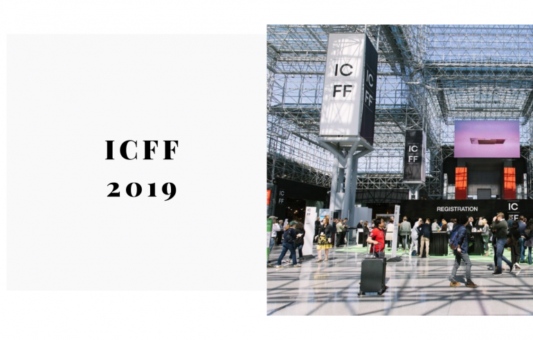 ICFF 2019 All About The NYC Trade Show