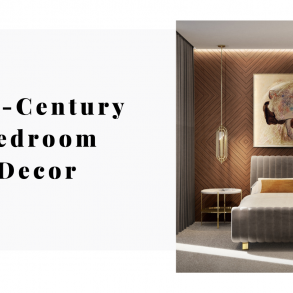 Mid-Century Bedroom Decor
