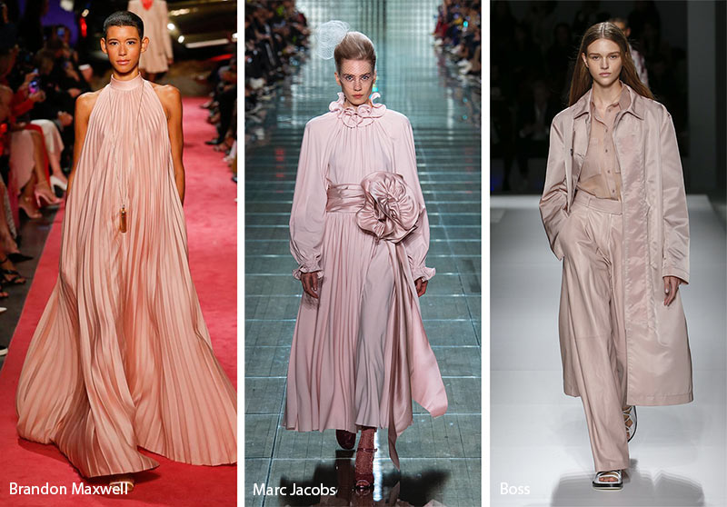 Summer Colour Trends Fashion 2019 1