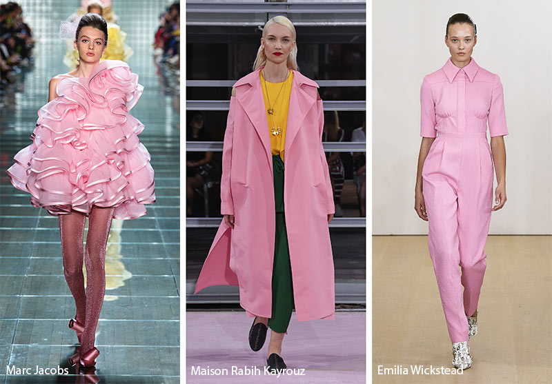 Summer Colour Trends Fashion 2019 1