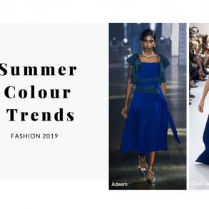 Summer Colour Trends Fashion 2019 8