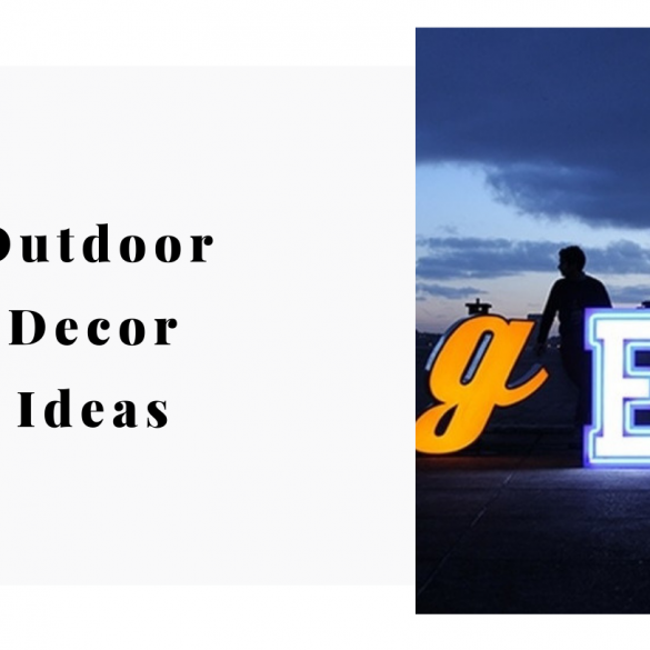 Outdoor Decor Ideas_ Sunsetting With Style