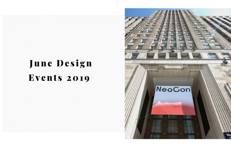 Unique Presents_ June Design Events 2019