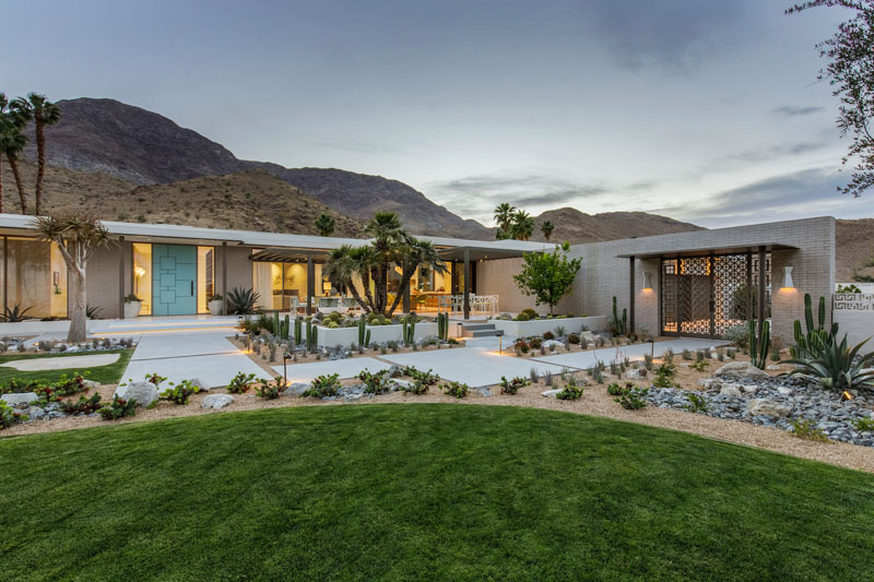 Mid-Century Modern Home In California Valley Awaits You 1