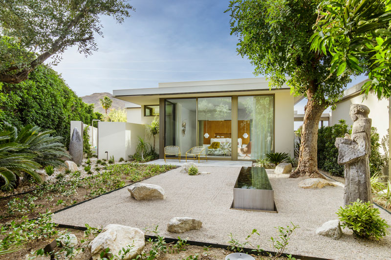 Mid-Century Modern Home In California Valley Awaits You 4