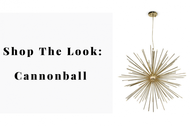 Shop The Look: Cannonball Mid-Century Design Look