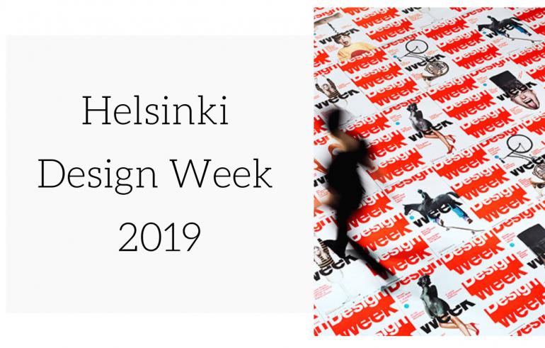 Helsinki Design Week 2019_ All About the Design Event