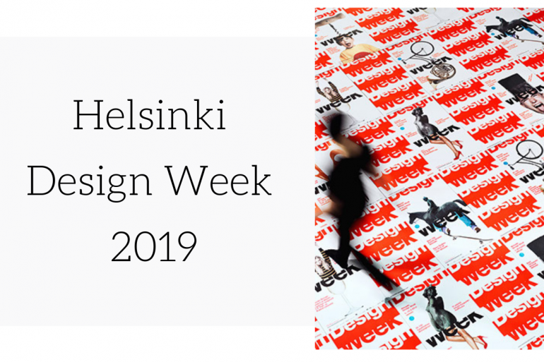 Helsinki Design Week 2019_ All About the Design Event
