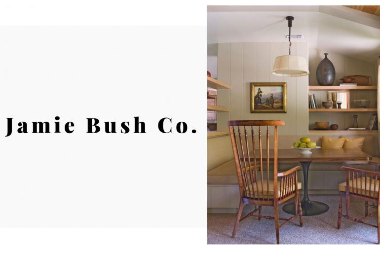 Jamie Bush Co & His Approach To Unique Design Settings