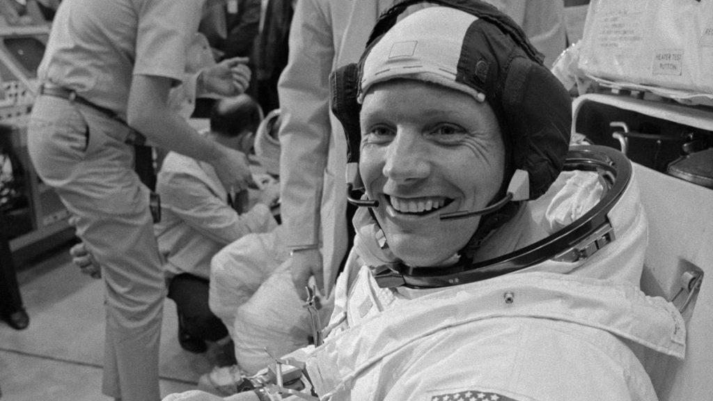 Neil Armstrong's Birthday Celebration of An Icon 1
