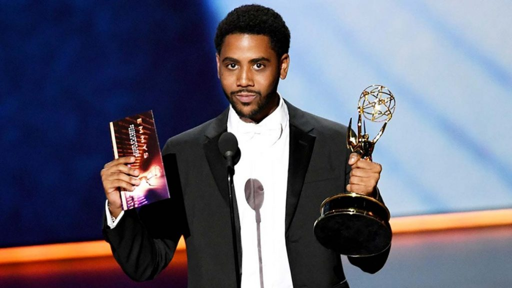 "Jharrel Jerome, ""When They See Us""  Emmy's 2019"