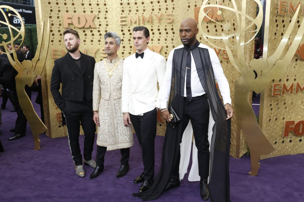 "*Structured Reality Program: ""Queer Eye"" (Netflix), emmy 2019"