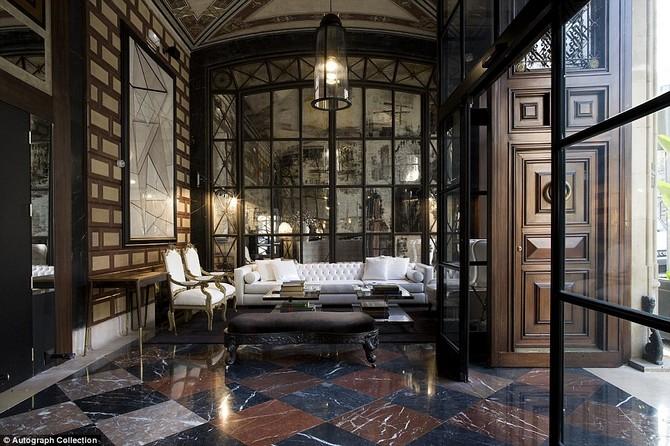 Design World: The Cotton House Hotel