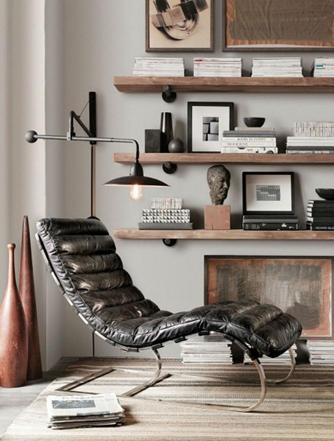 Contemporary lighting living room