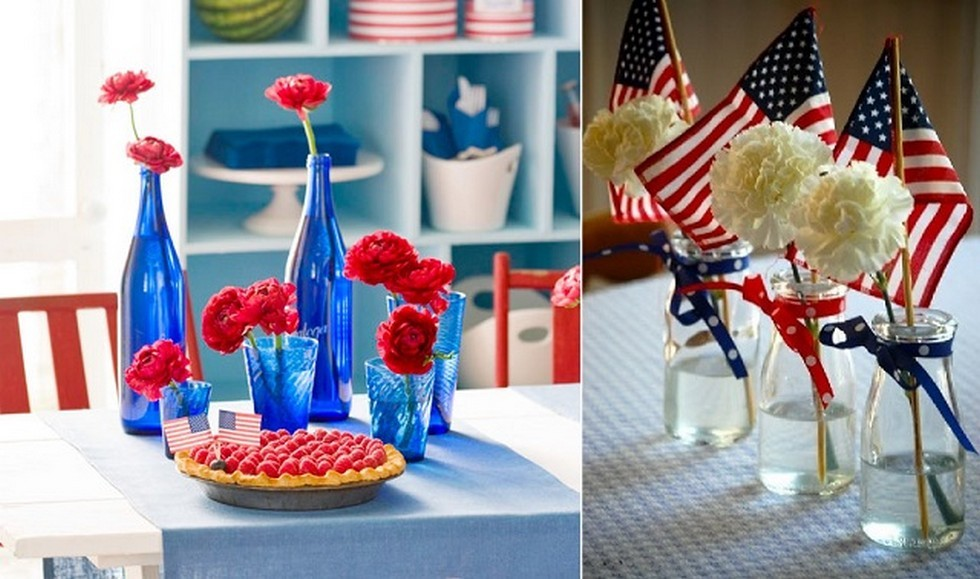 4th Of July 2013 Home Decorating Ideas Unique Blog