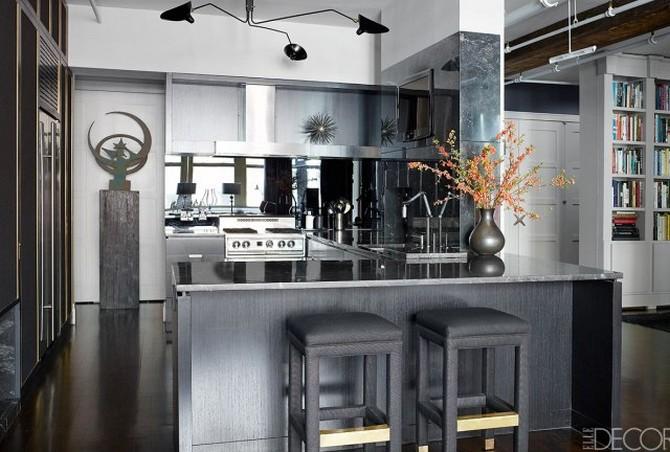 Apartment Interior Design 2014 best design projects 2014elle decor: inspiring vintage