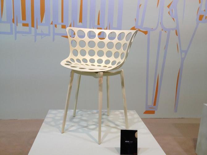 arak chair  Salone del Mobile 2013 - Highlights Arak chair