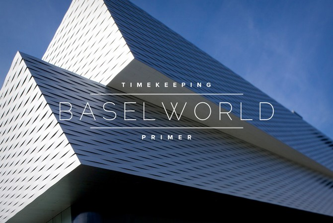 The Baselworld watch fair is about a month away March 27 to April 3, 2014 in Messe Basel, Switzerland.