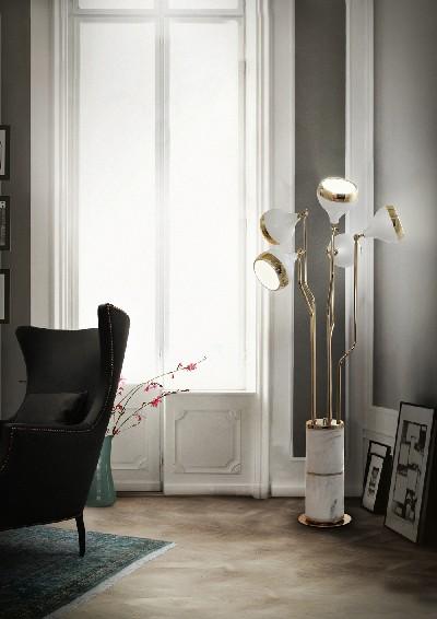 Living Room 6 Floor Lamps Best Floor Lamps For Your Living Room Best ...