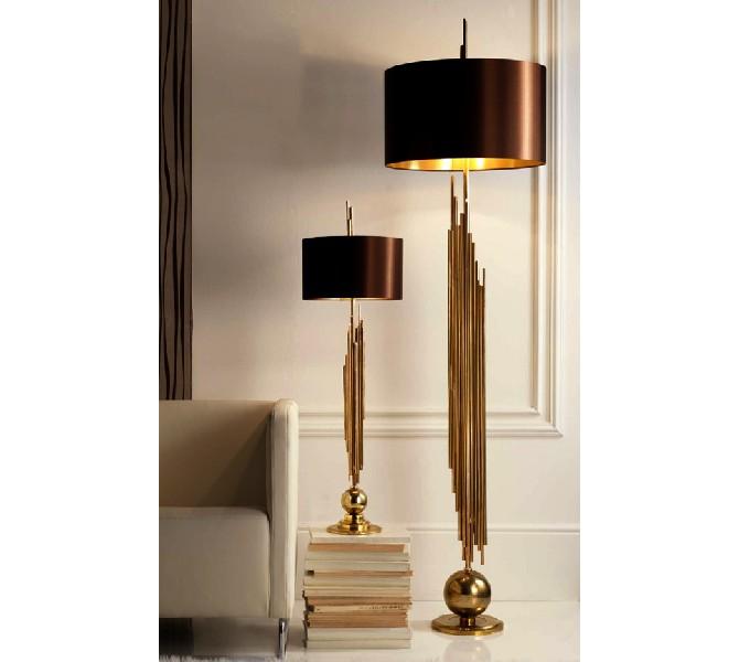 Best modern floor lobby lamps 2