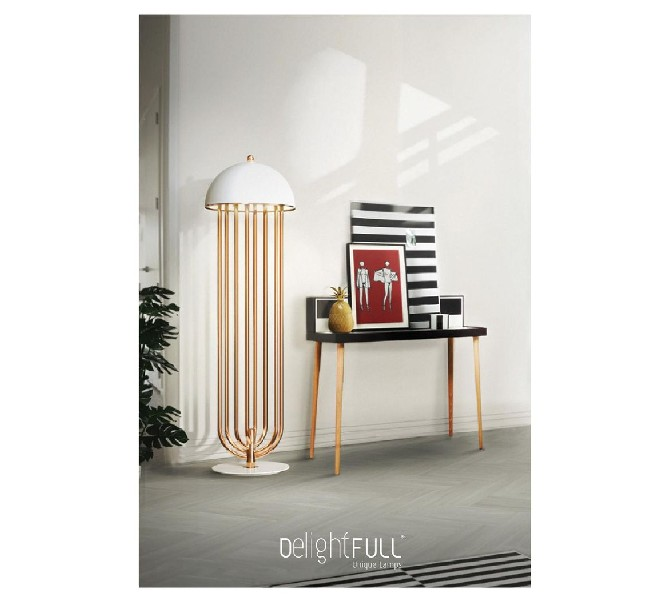 Best modern floor lobby lamps 8