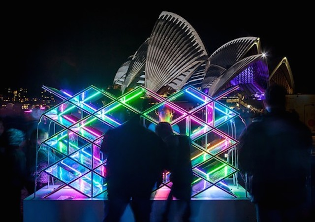Top 10 Best Light Installations Ever