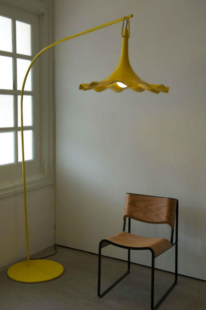 Blomst Floor Lamp By Scott Lee Hae Seung-02