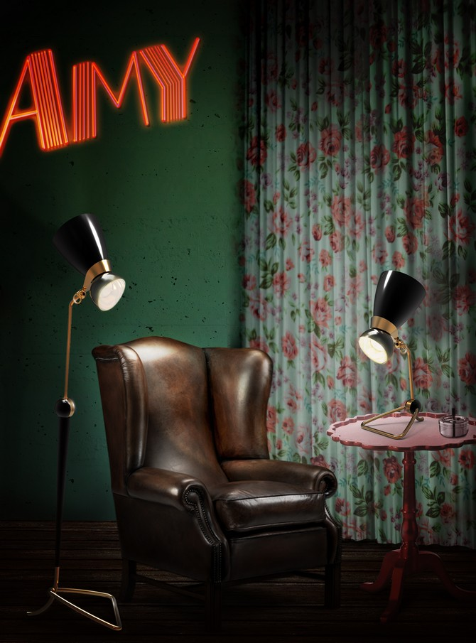 Cool Lamps created by jazz inspiration