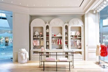 DIOR KIDS BOUTIQUE IN PARIS
