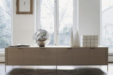 5 MODERN LIVING ROOMS WITH SIDEBOARDS