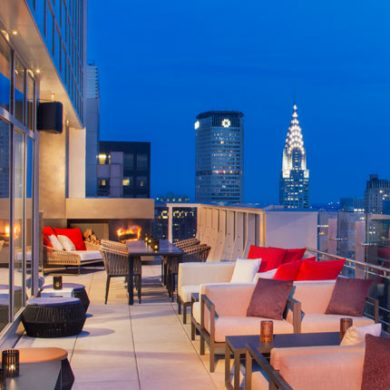 10 Best Rooftop Bars in NYC