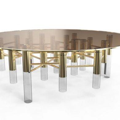 HOTEL DESIGN IDEAS: CONTEMPORARY CENTER TABLES