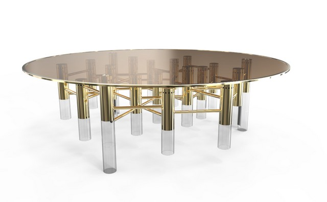 HOTEL DESIGN IDEAS: CONTEMPORARY CENTER TABLES