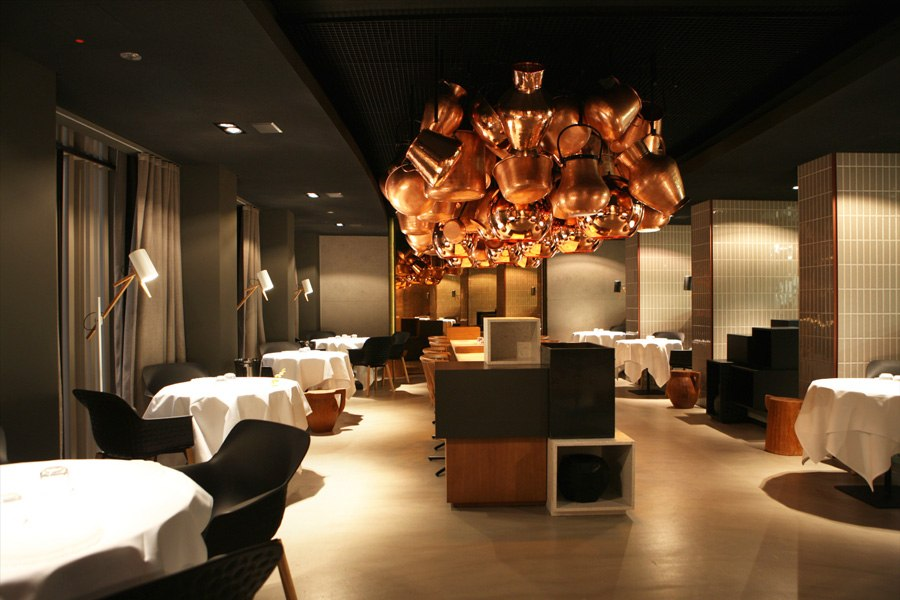 Architectural Digest Restaurants Inspiration Ideas DelightFULL - Table top lamps for restaurants