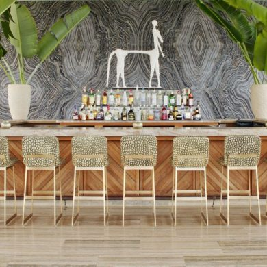 HOTEL FURNITURE: THE BEST BAR STOOLS