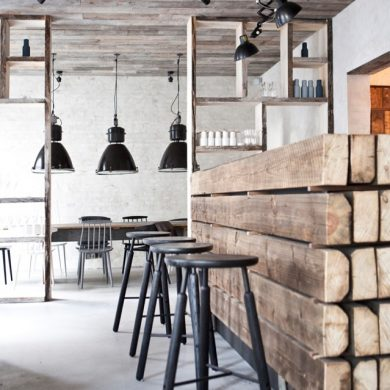 10 BEST HOSPITALITY DESIGN PROJECTS: RESTAURANT & BAR