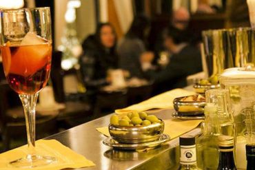 Top Bars In Milan