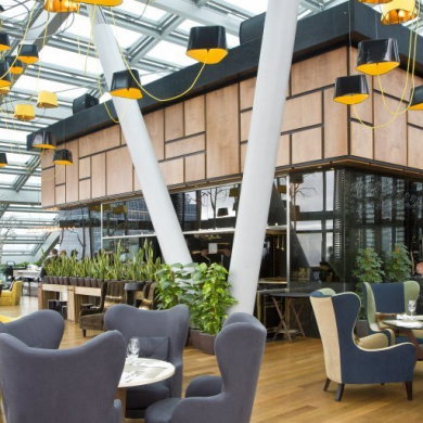 Top 5 Most Luxury Restaurants In Moscow