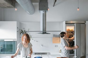 6 Super Industrial Kitchens