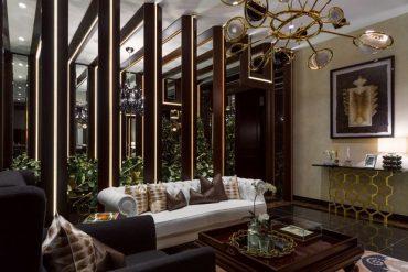 Mid century modern style - lighting solutions