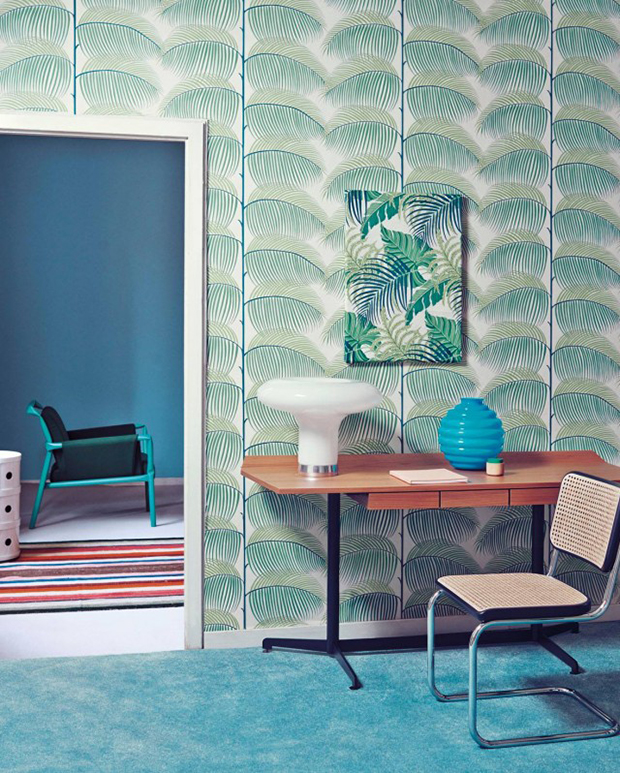 Tropical Vintage Style, Tropical Style Furniture