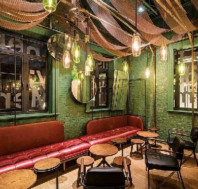 Interior Design Inspirations restaurants to die for