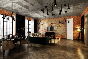 Luxury Interior Designs an eclectic and romantic room (1)