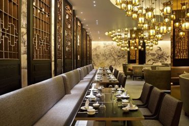 TOP INTERIOR DESIGNERS HIRSCH BEDNER ASSOCIATES jw marriot4 nuo beijing7