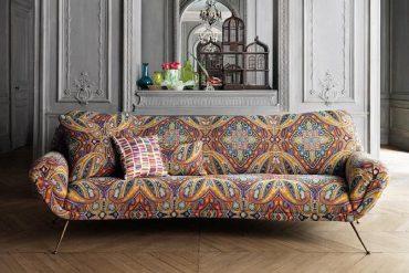 Decorex London inspirations to see: Black Edition Contemporary Fabrics