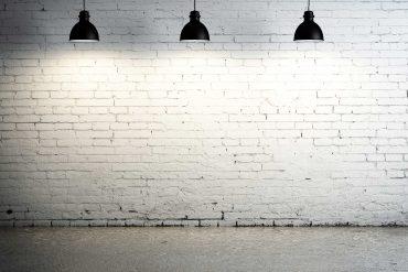 Blank walls - get the look