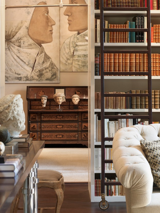 Interior Design Inspirations - Yves Saint Laurent
