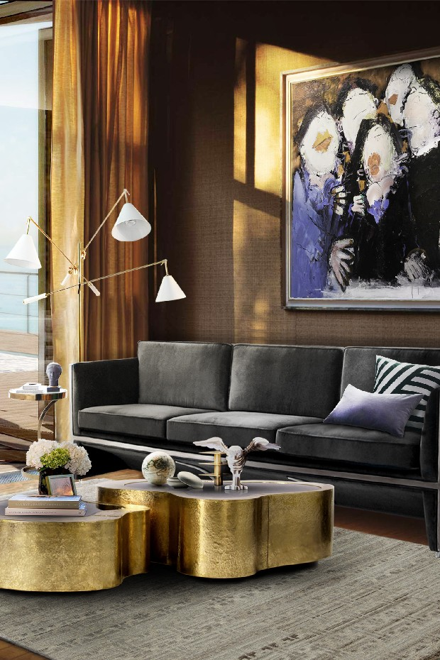 Interior Design Tips: Get the perfect living room designs